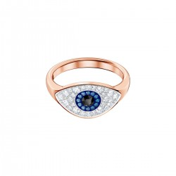 Swarovski Symbolic Evil Eye Ring
